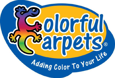 Colorful Carpets Dye Training Logo